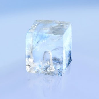 Cube ice cubes