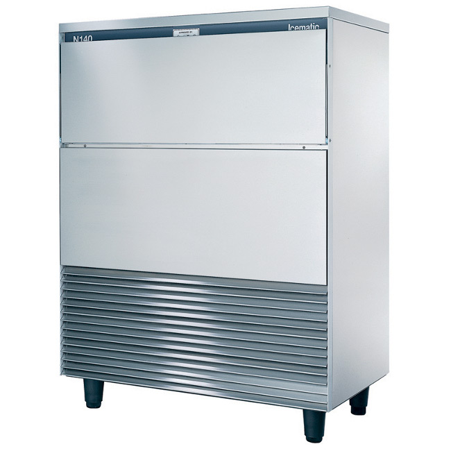 Icematic N140 Ice Machine