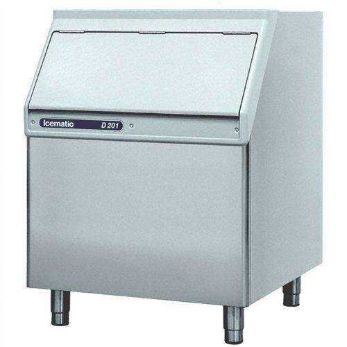 Icematic ice storage bin